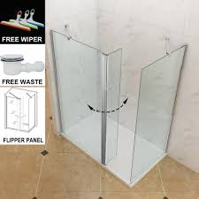 walk in wet room shower enclosure 8mm glass screen cubicle side walk in wet room shower enclosure 8mm glass screen cubicle side panel stone tray