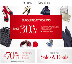 sales at amazon black friday black friday amazon savings save 30 off fashion