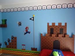 mario bedroom super mario castle backboard for kids bedroom designed by build a