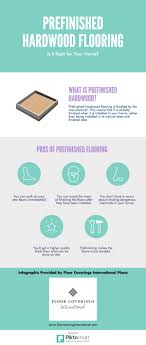infographic prefinished hardwood flooring floor coverings