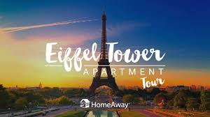 Eiffel S Private Apartment Homeaway Eiffel Tower Apartment Tour Youtube