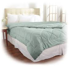 Home Design Down Alternative Color Full Queen Comforter Gardenia Collection All Season Luxury Down Alternative Comforter