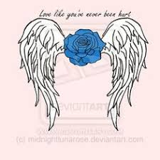wing i this done on my back with pink and