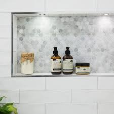 Tiling Bathroom Wall by Best 25 Bathroom Feature Wall Ideas On Pinterest Freestanding