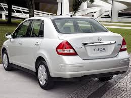 tiida nissan 2008 tiida sedan 1st generation facelift tiida nissan database