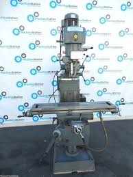 machinestation we buy u0026 sell used manual milling machines