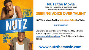 Seeking Voice Nutzthemovie On Nutz The Seeking Voice Talent