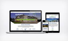 home improvement websites websites for home improvement companies roofing siding website