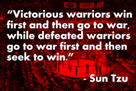 inspirational quote victory motivational quotes with pictures many mma u0026 ufc sun tzu art