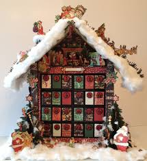 annes papercreations christmas advent calendar tutorial featuring