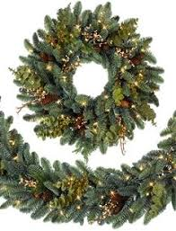 buy pikes peak white artificial christmas trees online balsam