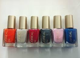 health u0026 swellness l u0027oreal nail polish