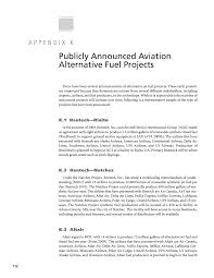 appendices primer on alternative jet fuels guidelines for