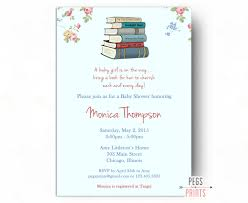 storybook themed baby shower invitations dancemomsinfo com