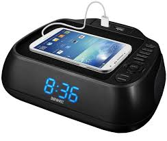 sveglia comodino duronic acr02 radio sveglia digitale display retroilluminato