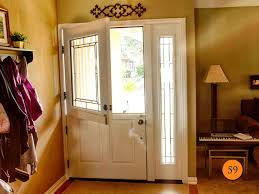 Full View Exterior Glass Door by How To Choose Front Door Glass Inserts Todays Entry Doors