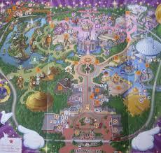 Disney Map Impressions Of Disneyland Hk From Someone Who U0027s Watched 45 Disney