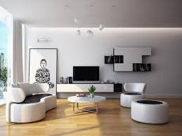 White Coffee Tables by Furniture Minimalist Room With Square White Coffee Table Near
