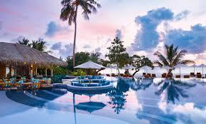 7 night maldives vacation to six senses laamu tahiti legends