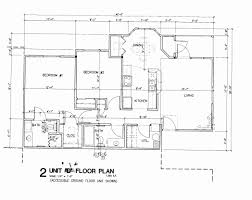 Plan A House with Dimensions Inspirational Simple House