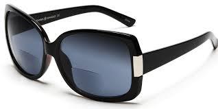 black samba women s bifocal sun readers fashion sunglasses jackie o