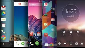 android launchers five of the best android launchers