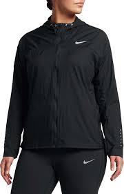 nike impossibly light jacket women s nike women s plus size impossibly light running jacket s