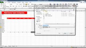 Creating Templates In Excel How To Create Templates In Excel