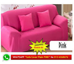 Sofa Bed Murah Sarung Sofa Cover 3 Seater Readymade End 5 27 2018 4 15 Pm