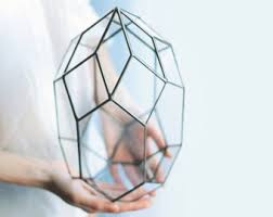 resume modernos terrarios suculentas envase de terrario de cristal grande jardinera interior