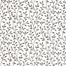 boho floral wallpaper in black and white design by graham u0026 brown