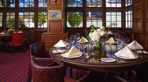 monterey event venues the club room portola hotel