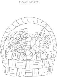 Easter Flower Coloring Pages - 11 best digis flowers images on pinterest drawings digi