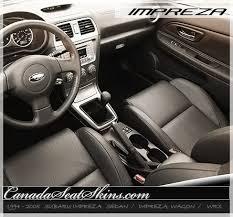 subaru wrx custom interior 1994 2005 subaru impreza and wrx custom leather upholstery