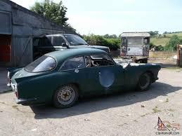 mega rare 1958 peerless gt complete with correct spec tr3 equipment