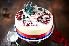 Christmas Cake Decorations Ireland by Bee U0027s Bakery U0027s Perfect Christmas Cake Recipe Jamie Oliver Features
