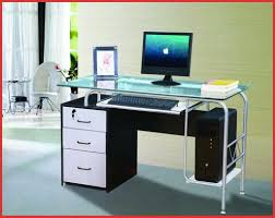 Staples Computer Desks For Home by Staples Glass Desk Muallimce In Glass Computer Desk Staples U2013 Used