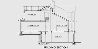 house plans sloped lot sloping lot house plans daylight basement luxury w walkout