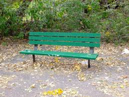 Old Park Benches Html5 Blog