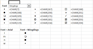 the ultimate guide to bullet points in excel u2013 launch excel