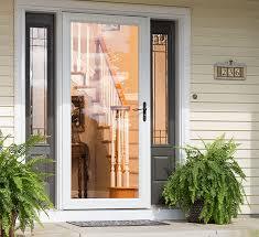 Larson Patio Doors Retractable Screen Security Doors Larson Doors