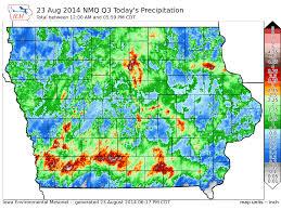 Map Of Cedar Falls Iowa Flooding The Weather Whisper