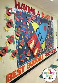 Preschool Bulletin Board Decorations Best 25 Notice Board Decoration Ideas On Pinterest Door