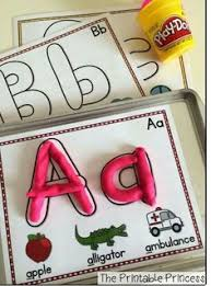 diy salt tray with alphabet cards this is worth clicking to see