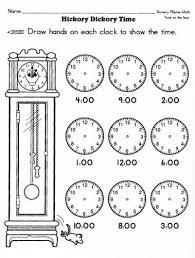 time worksheets kindergarten time worksheets free printable