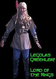 Legolas Halloween Costume Legolas Costume
