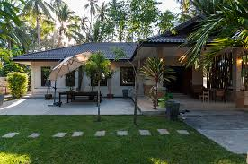 i bedroom house for rent mae1034 2 bedroom house with swimming pool for rent in maenam