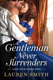 giveaway u0027a gentleman never surrenders u0027 by lauren smith