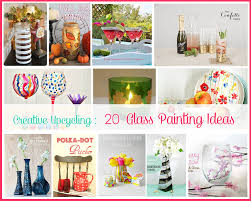 glass painting ideas easy home decor craft ideas how to creative