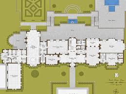 Huge Floor Plans Floor Plan Of The Lewisohn Mansion Ardsley Archimaps Photo Floor
